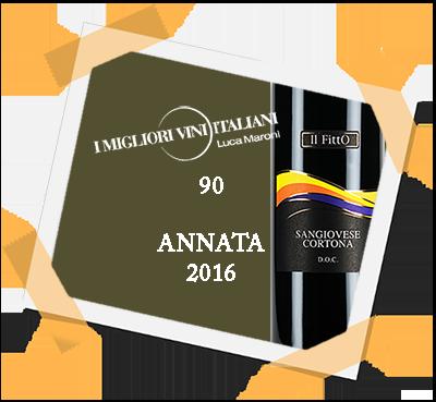 IMigliori Vini Luca Maroni_Sangiovese2016